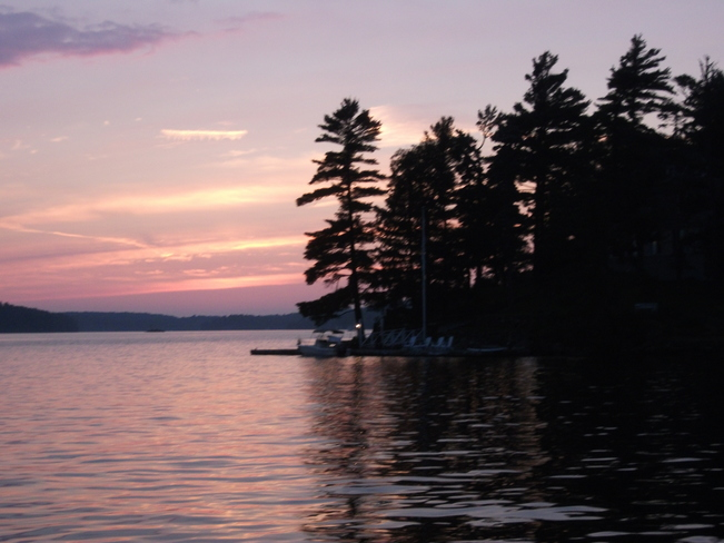 Sunset in Muskoka Muskoka Lakes, ON