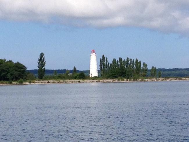 Christian Island Lighthouse Christian Island, Ontario Canada
