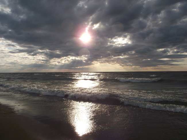 Mother Nature's original in what she does!!! Lurgan Beach, ON