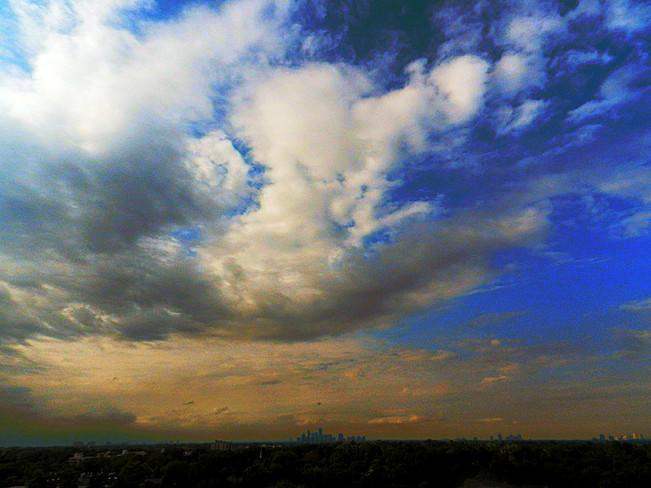 Threatening Sky Toronto, ON