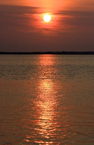 sunset Ottawa, ON