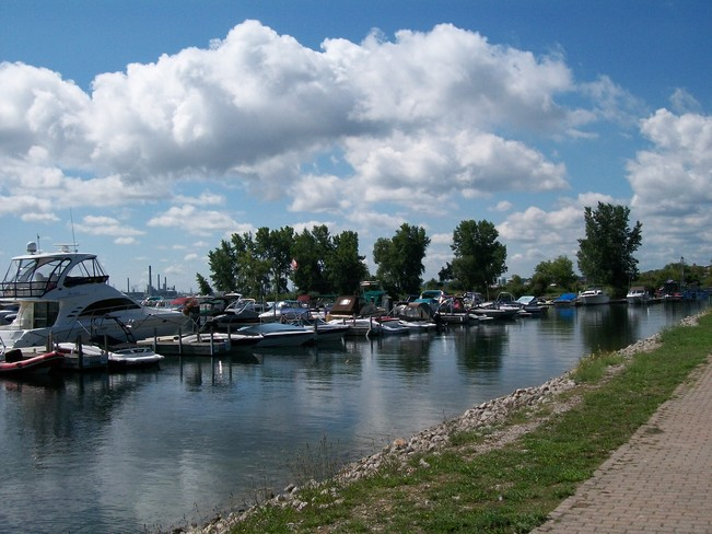 Beautiful Sarnia Bay Marina Sarnia, ON