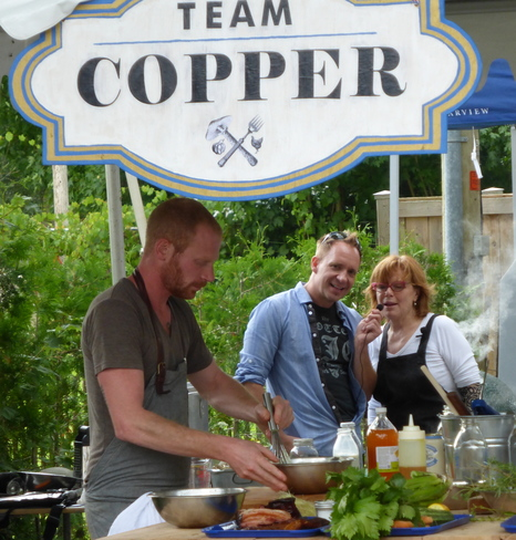 Copper Kettle Cook-Off