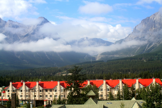 Canmore in the Morning Canmore, AB
