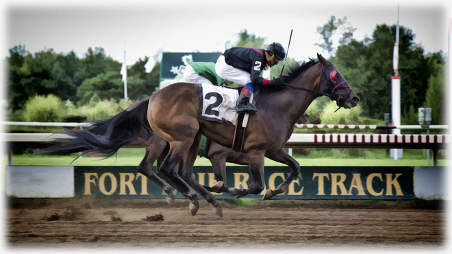 photo finish Fort Erie, ON