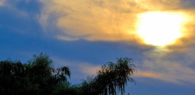 Skies over Scarborough Scarborough, Toronto, ON