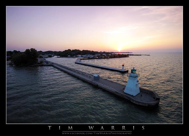 Port Dover Sunrise Port Dover, ON
