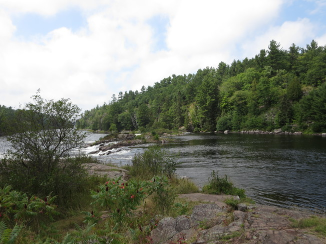 Recollet Falls (French River Ontario) French River, ON
