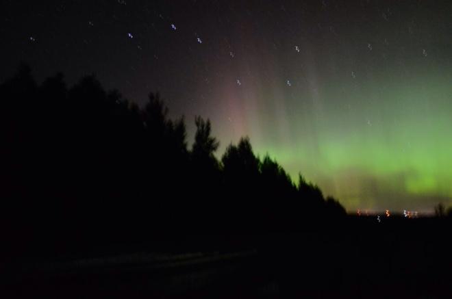 Aurora Sundre Sundre, Mountain View County, Alberta