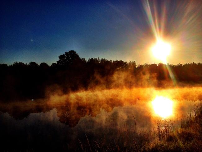 Sunrise Antigonish, Nova Scotia Canada
