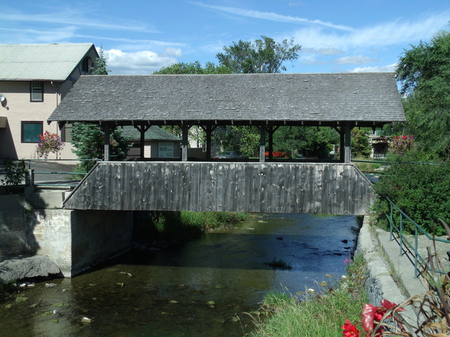Covered Bridge Stirling Ont. Canada Stirling-Rawdon, ON