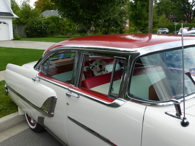 Classic Cars in Creemore