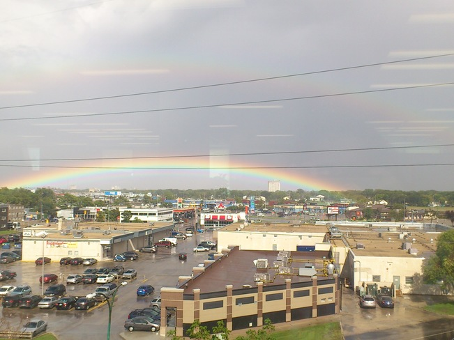 Gorgeous Winnipeg Rainbow Winnipeg, MB