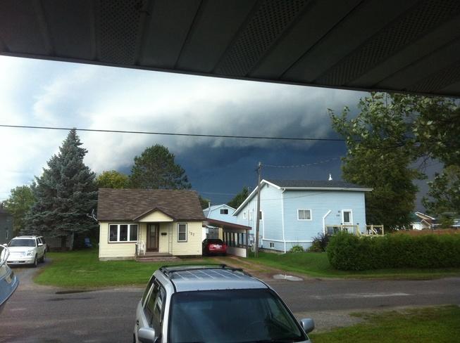 not good Sturgeon Falls, Ontario Canada