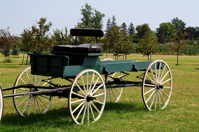Wagon... Bowmanville, ON