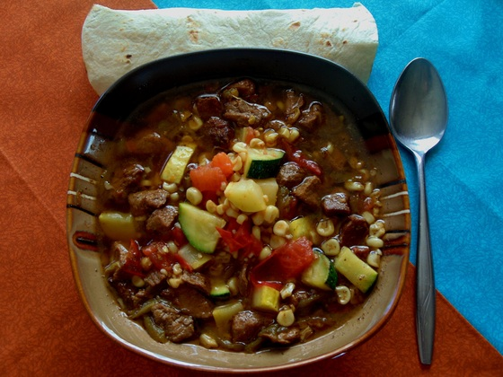 Oryx Green Chile Stew