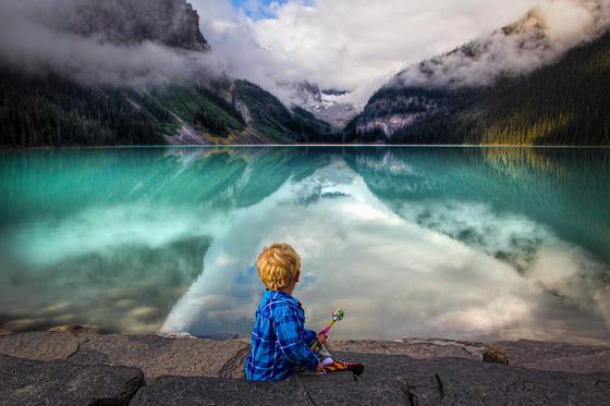 4a. Lake Louise magic