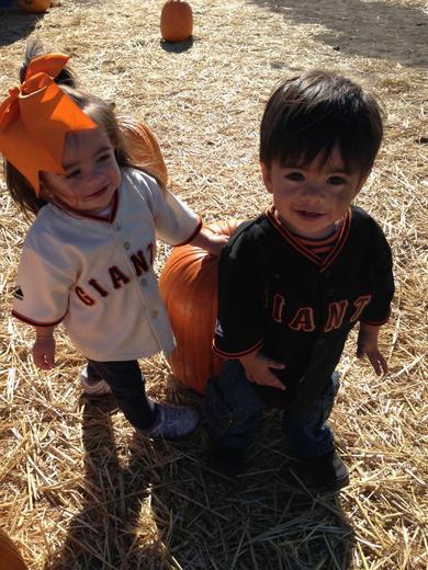 Giants Twins