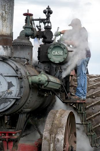 2a. Full steam