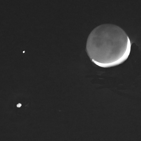 moon mars conjunction what time - photo #7