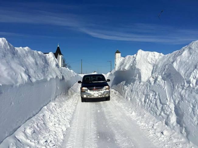 Prince Edward Island Spring Weather