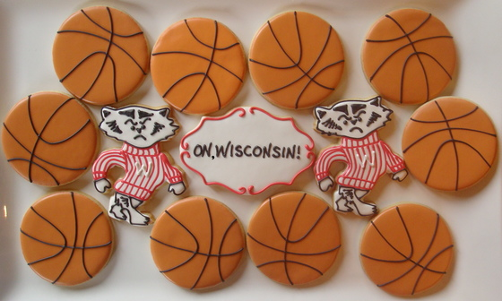 Go, Badgers!