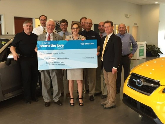 Community subaru of hunt valley and valley motors donate Subaru valley motors