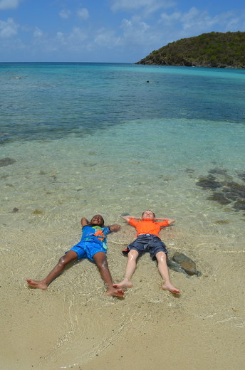 Every Kid in a Park Winner | Virgin Islands National Park