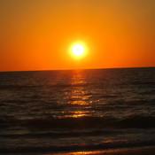 Naples Florida, sunset