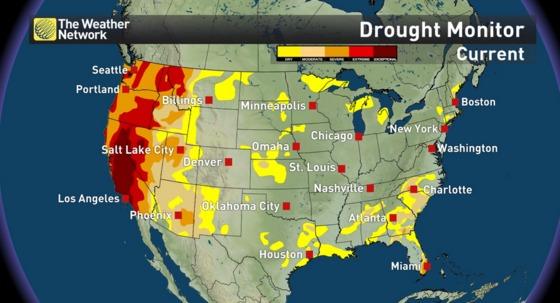 News Thousands Evacuate As Crews Battle Northern California Fire