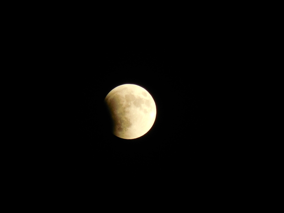 Super Blood Moon 20150927