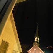 Éclipse lune et lune de sang