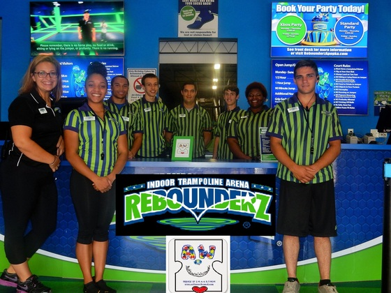 Autism Welcomed at Rebounderz in Apopka!