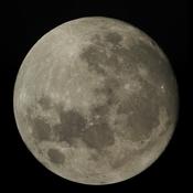 La Lune du 24 novembre...