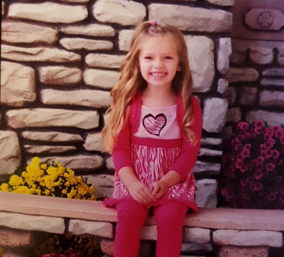We Are Thankful for our Beautiful Granddaughter Savannah Mull Kottelich