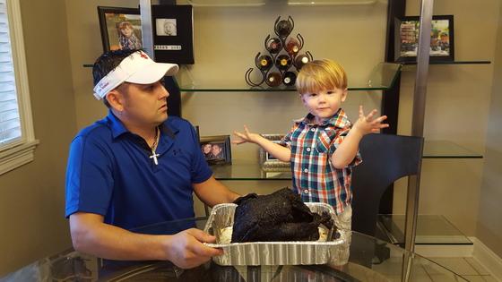 The Dore's Thanksgiving Turkey
