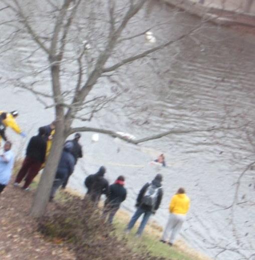 Waukesha Fox River rescue