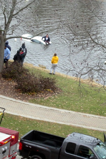 Waukesha Fox River rescue