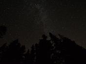 Milky Way at the Lake
