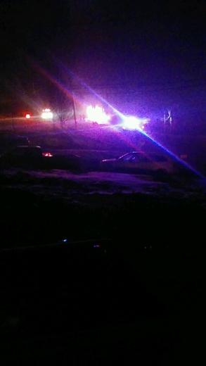 Harrison city accident
