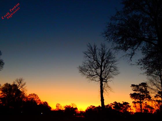 Wednesday Slidell Sunrise