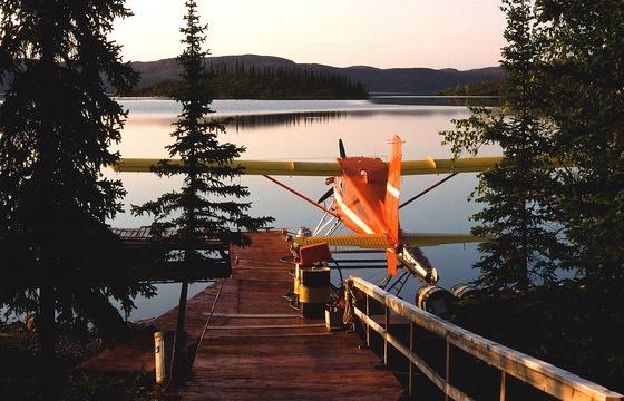 Arctic Circle Lodge, Great Bear Lake, NWT