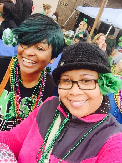 St Paddy Day parade