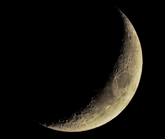 Moon 5/10/2016
