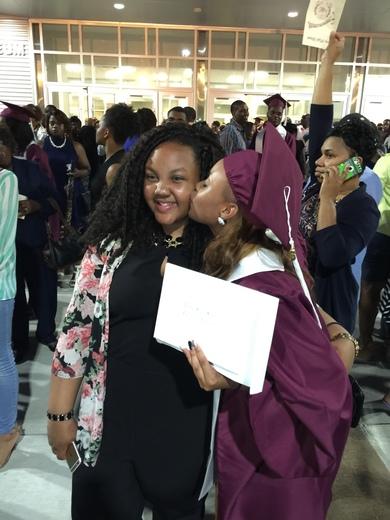 Terry High School 2016 Graduate