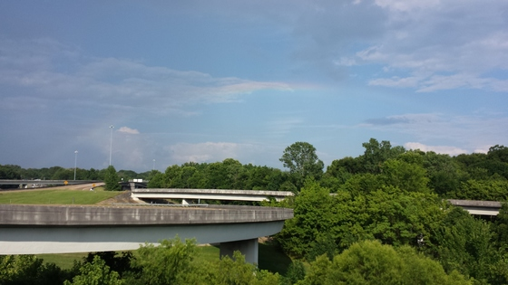 June 21, 2016 Rainbow