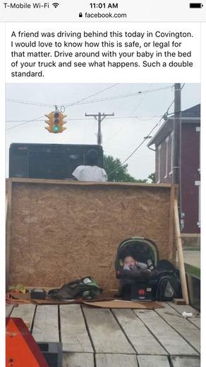 Babies Belong in the Car