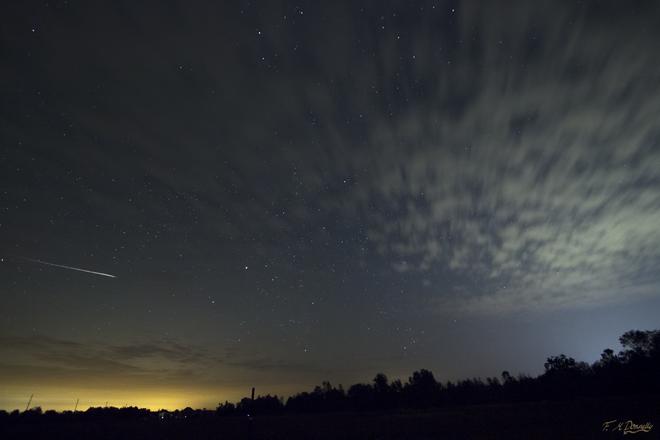 NASA sky cameras capture 2016 Perseid meteor shower