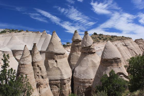 Kasha-Katuwe Tent Rocks National Monument & Share the Experience | Kasha-Katuwe Tent Rocks National Monument
