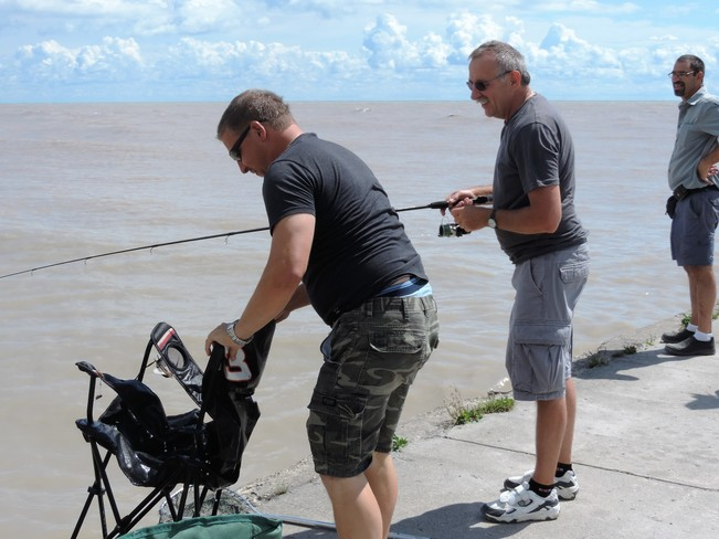 Photos the weather network for Fishing forecast today
